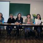 Фотографии со студенческой конференции «Практика по психологическому консультированию как этап развития профессиональной идентичности» 22.01.2011г.