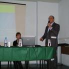 На вопросы участников конференции отвечает Цейтлин Григорий Янкелевич