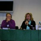 С докладом «Любовь в психоанализе» выступает Жалюнене Елена Владимировна